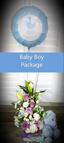 Picture of Baby Boy Designer Package
