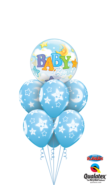 Picture of Baby Bubble Bouquet-2
