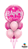 Picture of Giant Happy Birthday Pink/Blue