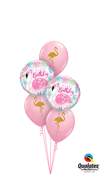 Picture of Flamingo Pink Birthday