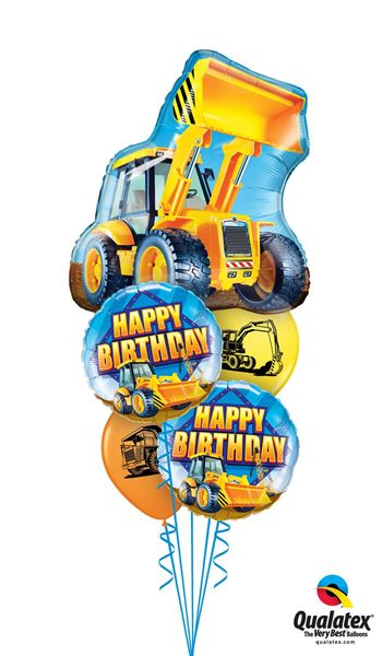 Picture of Loader Birthday
