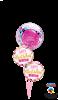 Picture of Confetti Bubble Bouquet