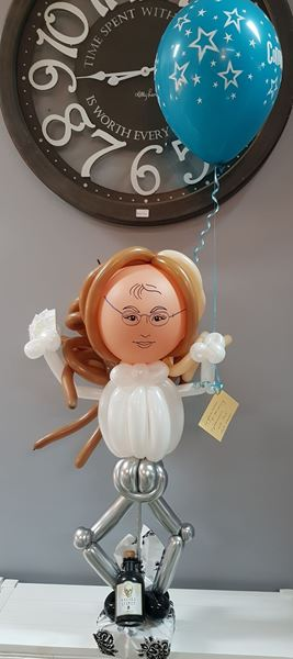 Picture of Personalised Custom Made Charactor