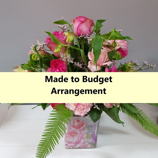 Picture of Made to Budget Arrangement