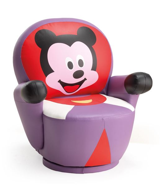 Picture of MOUSE KIDS SWIVEL CHAIR