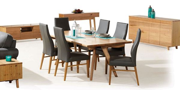 Picture of WINDSOR 7 PIECE DINING SUITE