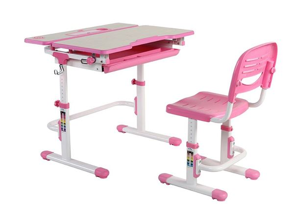 Picture of ERGONOMIC DESK AND CHAIR