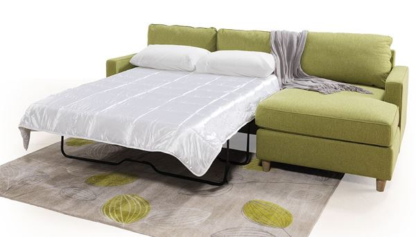 Picture of ZIGGY 3 SEATER CHAIR AND SOFA BED