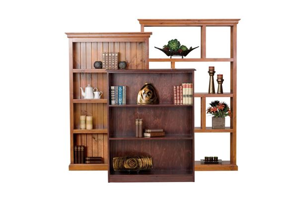 Picture of LIVERPOOL BUDGET RANGE BOOKCASE
