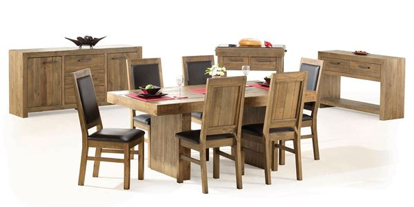 Picture of MELROSE DINING TABLE