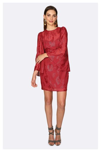 Picture of Cooper St - Ophelia Long Sleeve Mini Dress