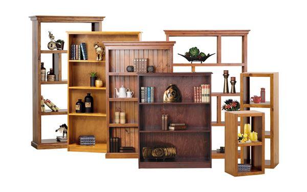 Picture of METRO DELUXE STAGGERED BOOKCASE