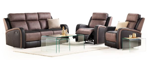 Picture of TONI FULL MOTION 3 SEATER AND 2 SEATER