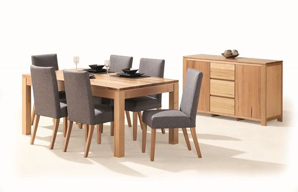 Picture of DOMUS DINING CHAIR LEATHER