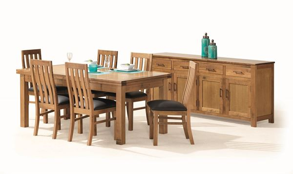 Picture of KELLY 7 PIECE DINING SUITE