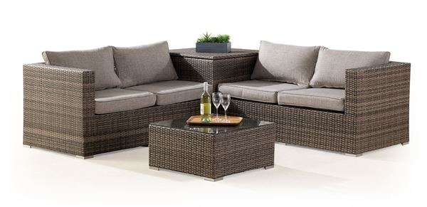 Picture of NOOSA OUTDOOR CORNER WITH STORAGE