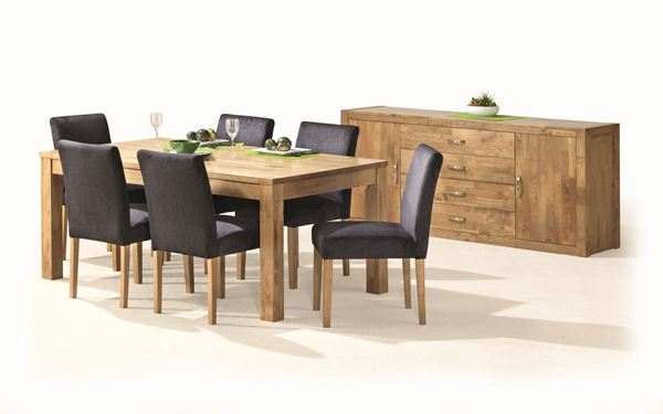 Picture of SAVOY 7 PIECE DINING SUITE