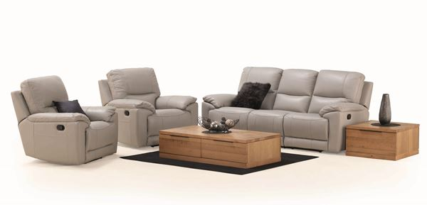 Picture of VIVA 3 SEATER AND 2 SINGLE RECLINERS
