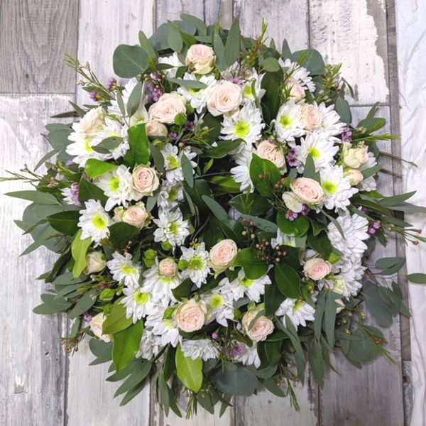 Picture of Seasonal Flower Wreath