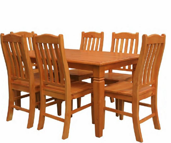 Picture of Samson 7 Pc Dining Suite