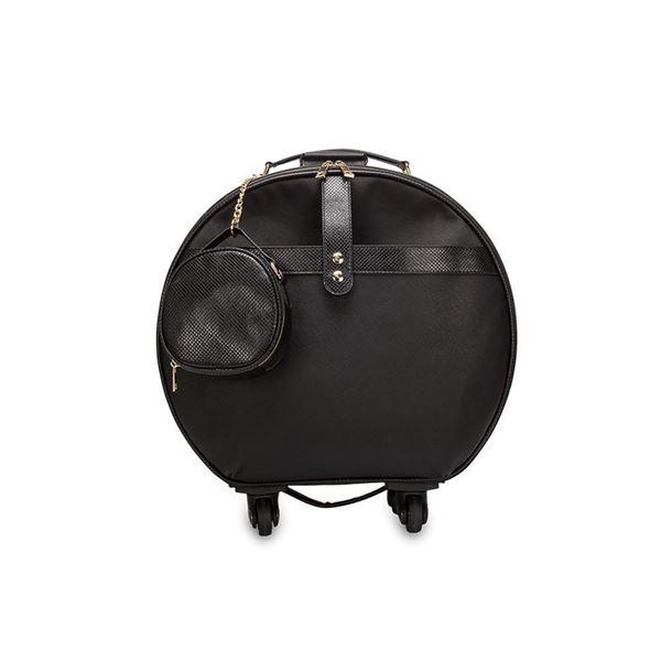 Picture of Vera May - Teramo Destination Travel Bag - Black