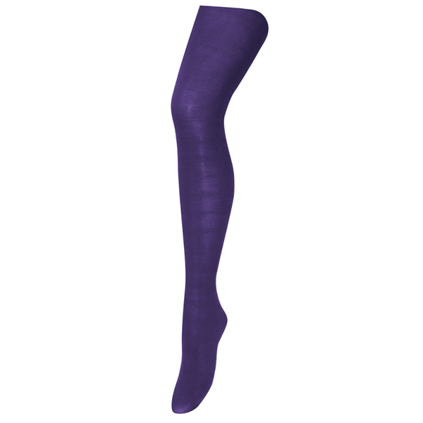 Picture of Capitol Wool Tights - Violet