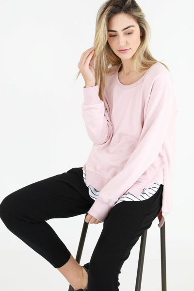 Picture of Ulverstone Relaxed Sweater - Marshmellow | 3rd Story